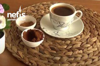 Tarçınlı Kahve (Videolu) (Her Sabah Düzenli İçtim Ve 1 Ayda 5 Kilo Verdim) Tarifi