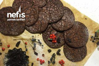 Brownie Kurabiye (Brownie Cookies) Tarifi