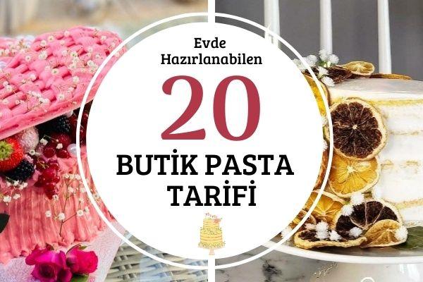 Butik Pasta Yapımı: Hazırdan Farksız 20 Tarif Tarifi