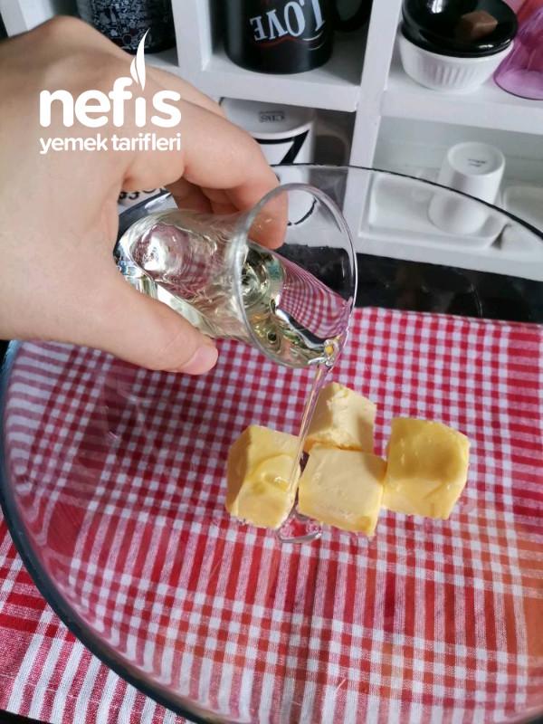 Çörek Otlu Minik Kurabiye