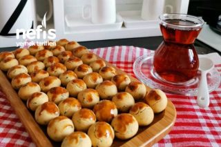 Çörek Otlu Minik Kurabiye Tarifi