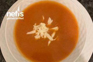 Glutensiz Domates Çorbası (Çölyak Diyeti İçin) Tarifi