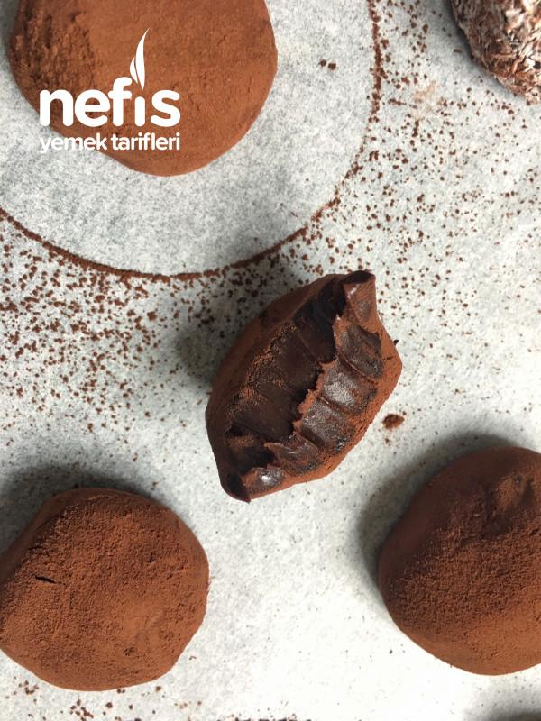 Harika Lezzet Chocolate Truff (Çikolata Truff)