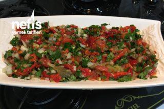 Köz Salata (Çok Lezzetli) Tarifi