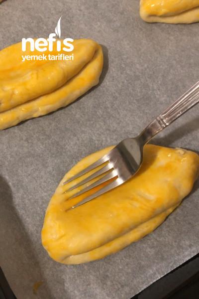 Pastane Poğaçası (Pastanedekiler Gibi)