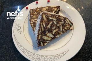 Piramit Mozaik Pasta Videolu Tarifi