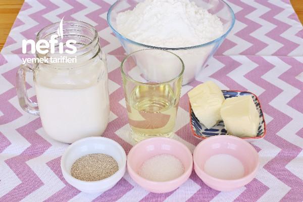 Tahinli Çörek Nasıl Yapılır?