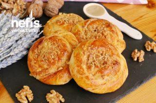 Tahinli Çörek Tarifi Videolu Anlatım