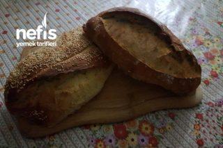 2 Çeşit Ekmek (Tek Hamur) Tarifi