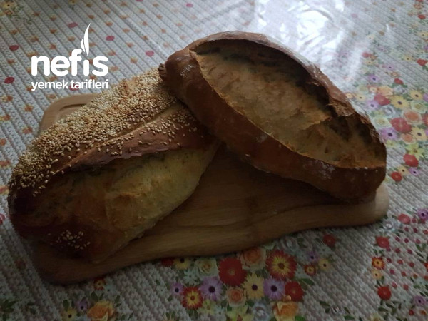 2 Çeşit Ekmek (tek Hamur)
