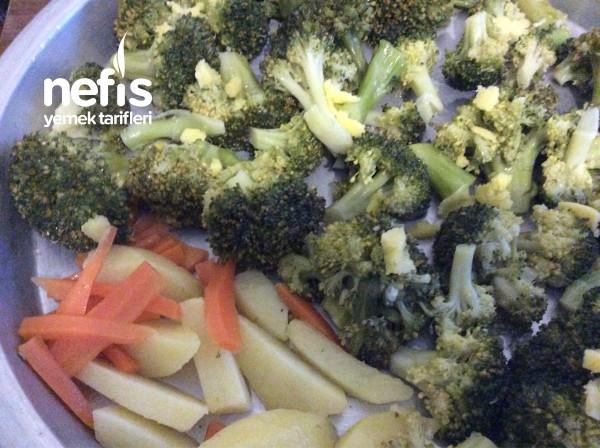 Brokoliyi Böyle Çok Seveceksiniz