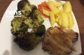 Brokoliyi Böyle Çok Seveceksiniz Tarifi