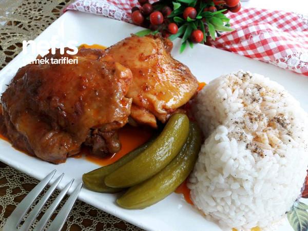 En Kolayından Tavuk Pirzola