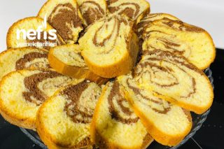 Kabardıkça Kabaran Kakaolu Sade Kek (Mutlaka Denemelisiniz) Tarifi