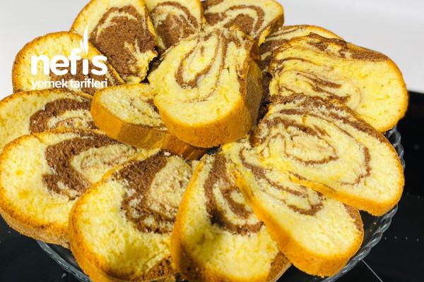 Kabardıkça Kabaran Kakaolu Sade Kek (Mutlaka Denemelisiniz)