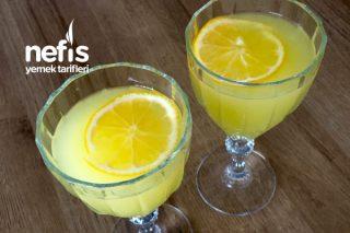 2 Portakal 2 Limondan 5 Litre Limonata Tarifi