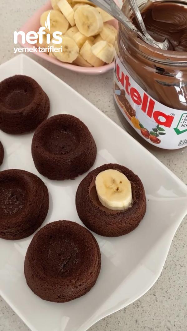 Çikolatalı Kekstra Kek