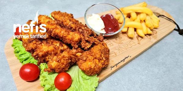 Çıtır KFC Tavuk Tarifi