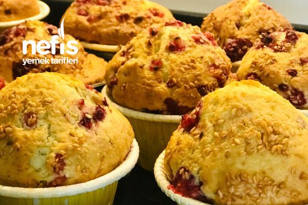 Çok Kabaran Muffin Tarifi