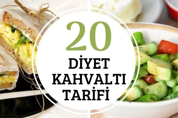 Diyet Kahvaltı Tarifleri: Doyurucu ve Sağlıklı 20 Öneri Tarifi