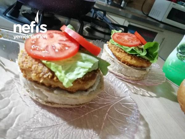 Evde Kolay Hamburger