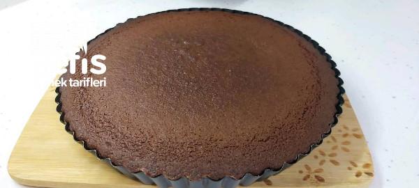 Nutellalı  Pamuk Gibi Tart  Kek
