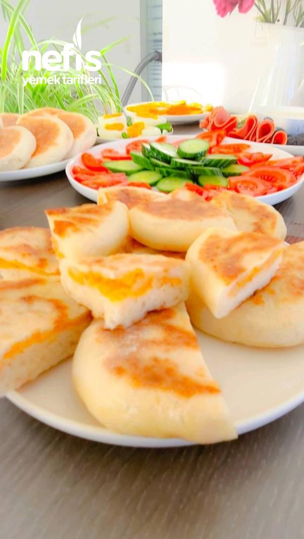 Patatesli Bazlama
