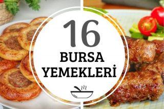 Bursa Yemekleri: Lezzeti Meşhur 16 Tarif Tarifi