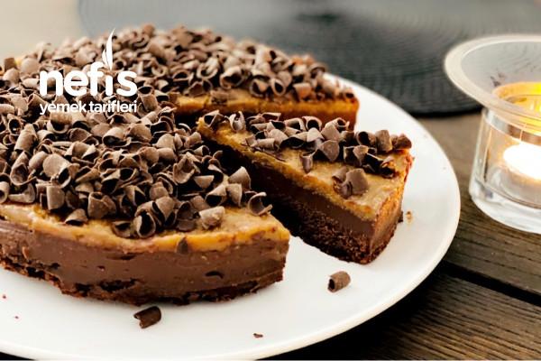Çikolata- Trufflu Ve Karamelli Mükemmel Kek
