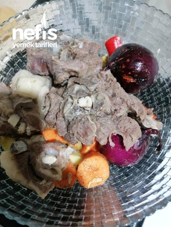 Fırında Et, Patates Yemeği