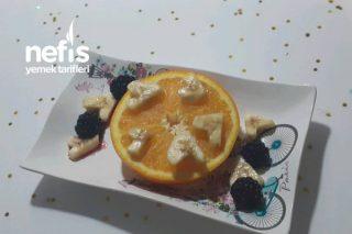 Meyve Tabağı Tarifi
