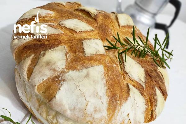 Nefis Ev Ekmeği Tarifi