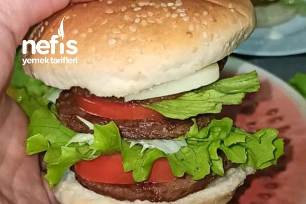Nefisss Hamburgerler İçin Takibe Almalısınız Bence Tarifi