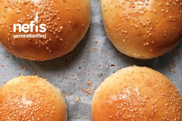 Puf Puf Hamburger Ekmeği