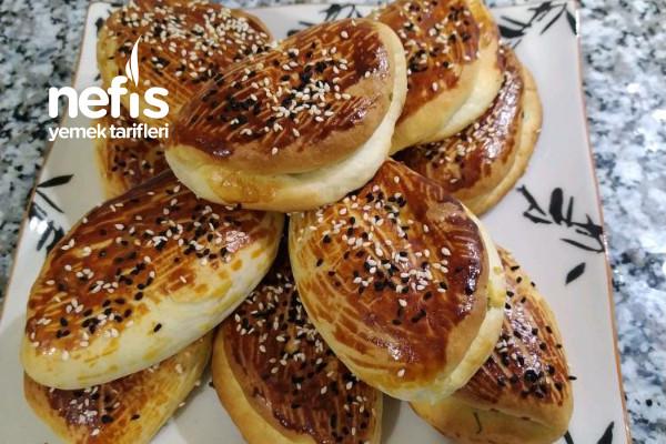 Puf Puf Kabaran Pastane Poğaçası Tarifi