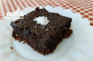 Sütsüz Browni Tadında Müthiş Islak Kek Tarifi