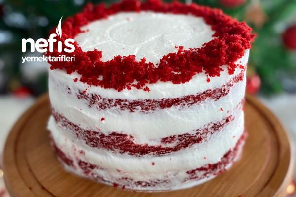 Yumuşacık Red Velvet Pasta Tarifi