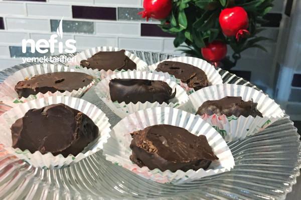 Çikolatalı Kestane Şekeri
