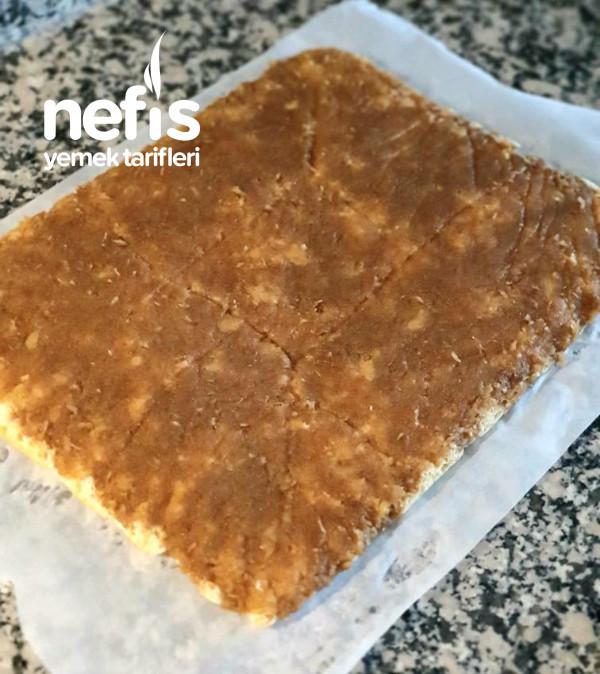 Elmalı Rulo Kek(pamuk Gibi)