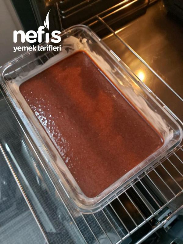 Herkesten Tam Not Alan Tam Kıvamında Islak Kek