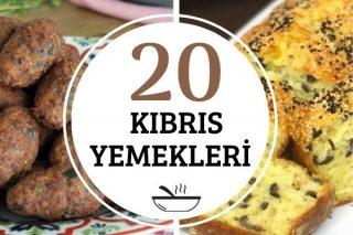 Kıbrıs Yemekleri: Farklı, Lezzetli 20 Tarif Tarifi