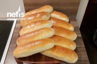 Nefis Yumuşacık Sandviç Ekmekleri Tarifi
