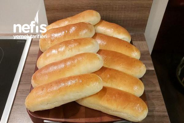 Nefis Yumuşacık Sandwich Ekmekleri Tarifi