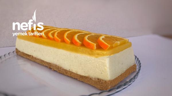Portakallı Kesme, Aşırı Pratik Tatlı (videolu)