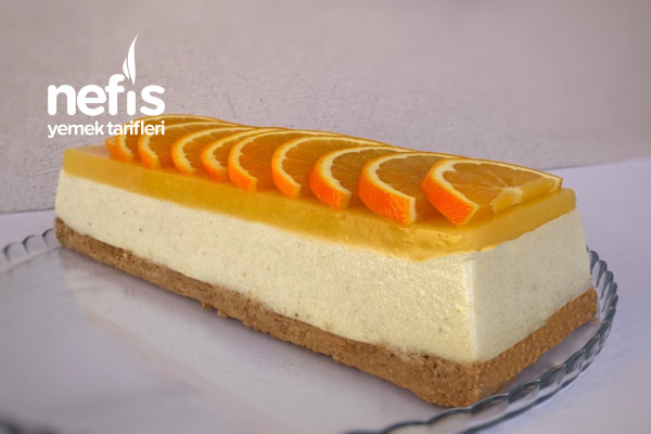 Portakallı Kesme Aşırı Pratik Tatlı (Videolu)