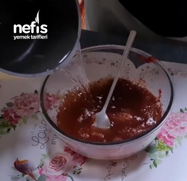 Tteokbokki (Acı Soslu Pirinc Keki) Tarifi