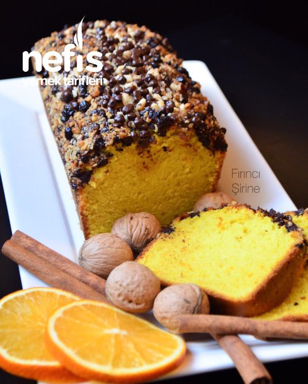 Yumuşacık Portakallı Kek