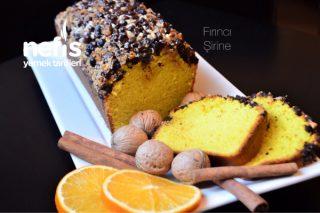 Yumuşacık Portakallı Kek Tarifi