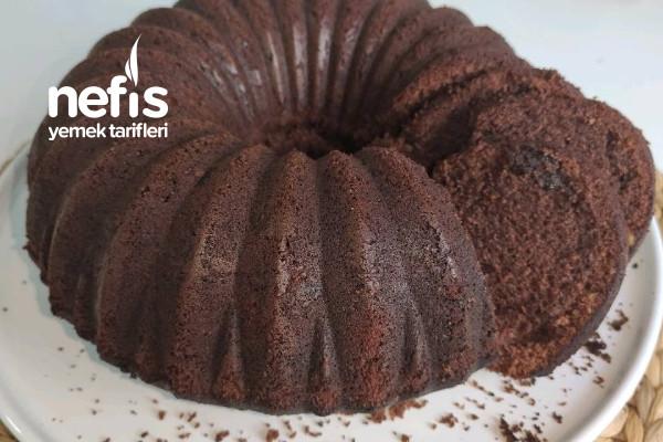 Çaylı Kakaolu Yumuşacık Kek (Videolu) Tarifi