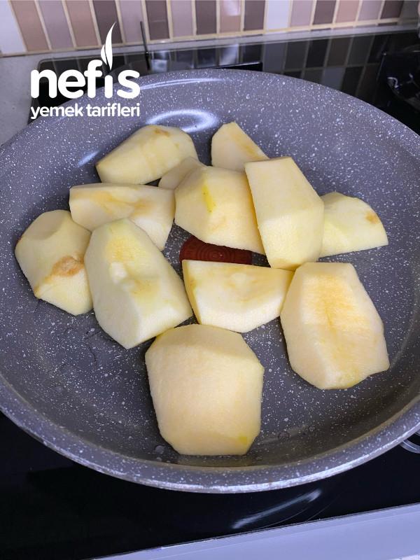 Elmalı Kar Topları